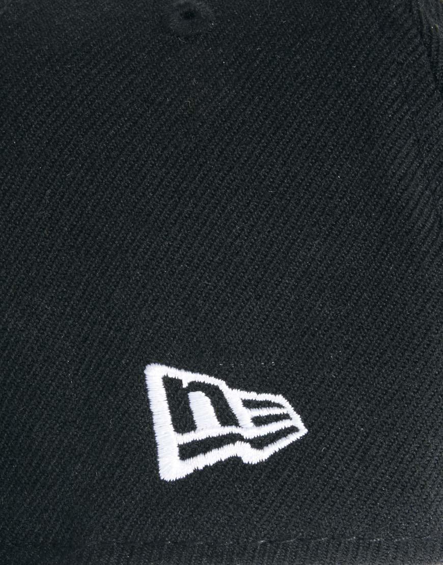 Lyst - ASOS New Era 59fifty Cap Ny in Black for Men 1c581d986863