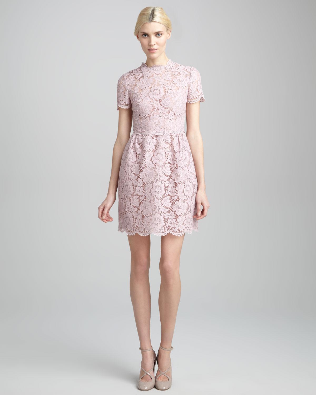 Short sleeves long dress Valentino o03Ne5V