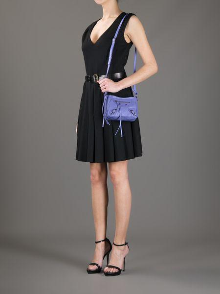 Balenciaga Classic Date Shoulder Bag 79