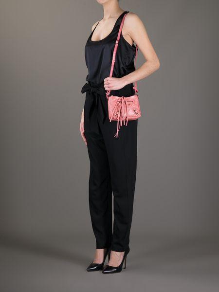 Balenciaga Classic Date Shoulder Bag 118