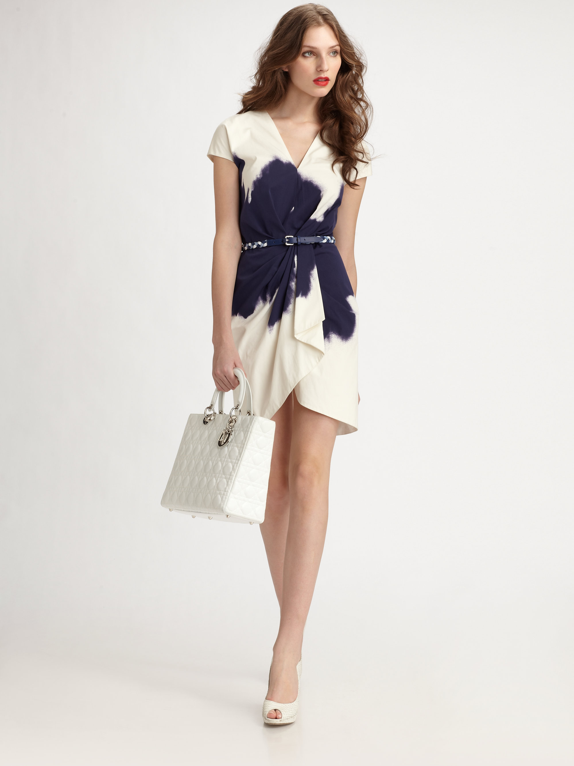 the gallery for gt dior mini dress 2013