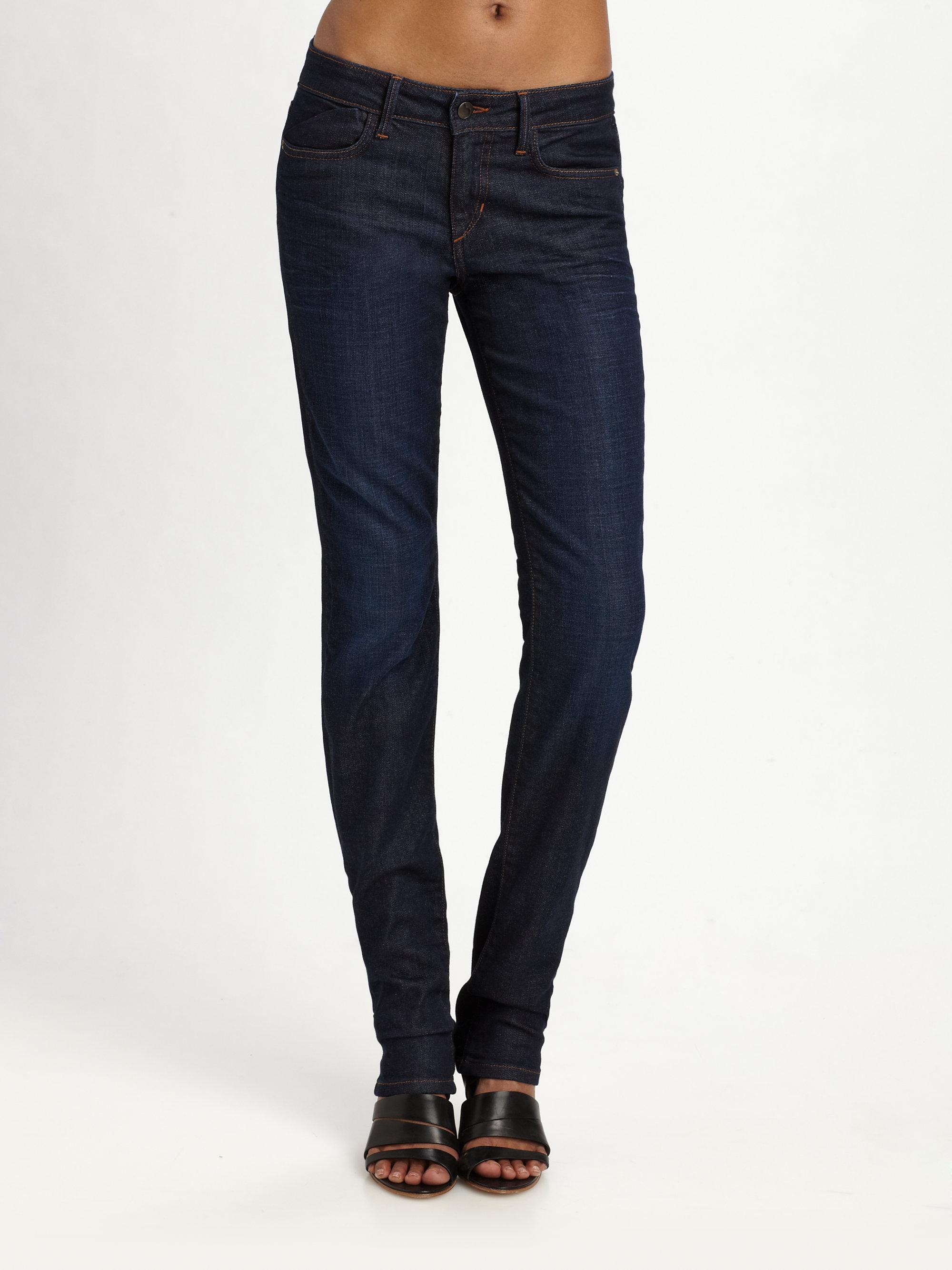 Joe S Jeans Visionaire Skinny Jeans In Blue Lyst