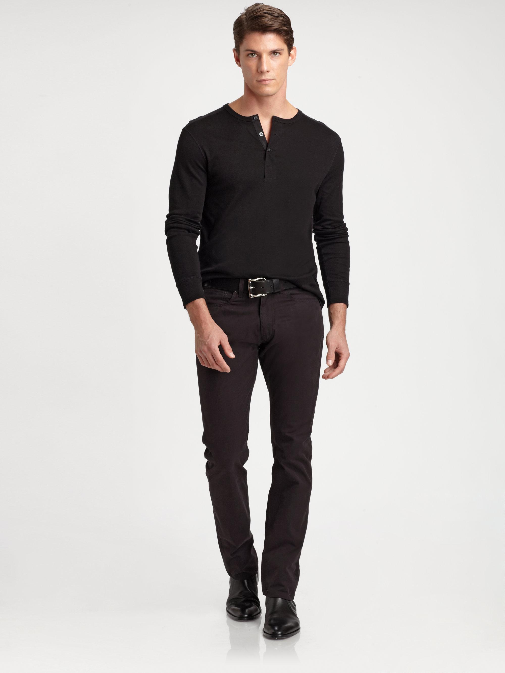 Zegna Mens Jeans