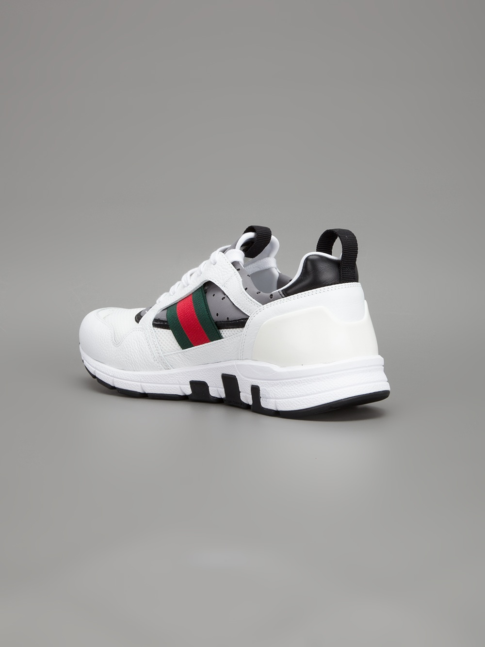 Gucci Running Trainer in White for Men