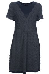 Marc By Marc Jacobs Embroidered Dress