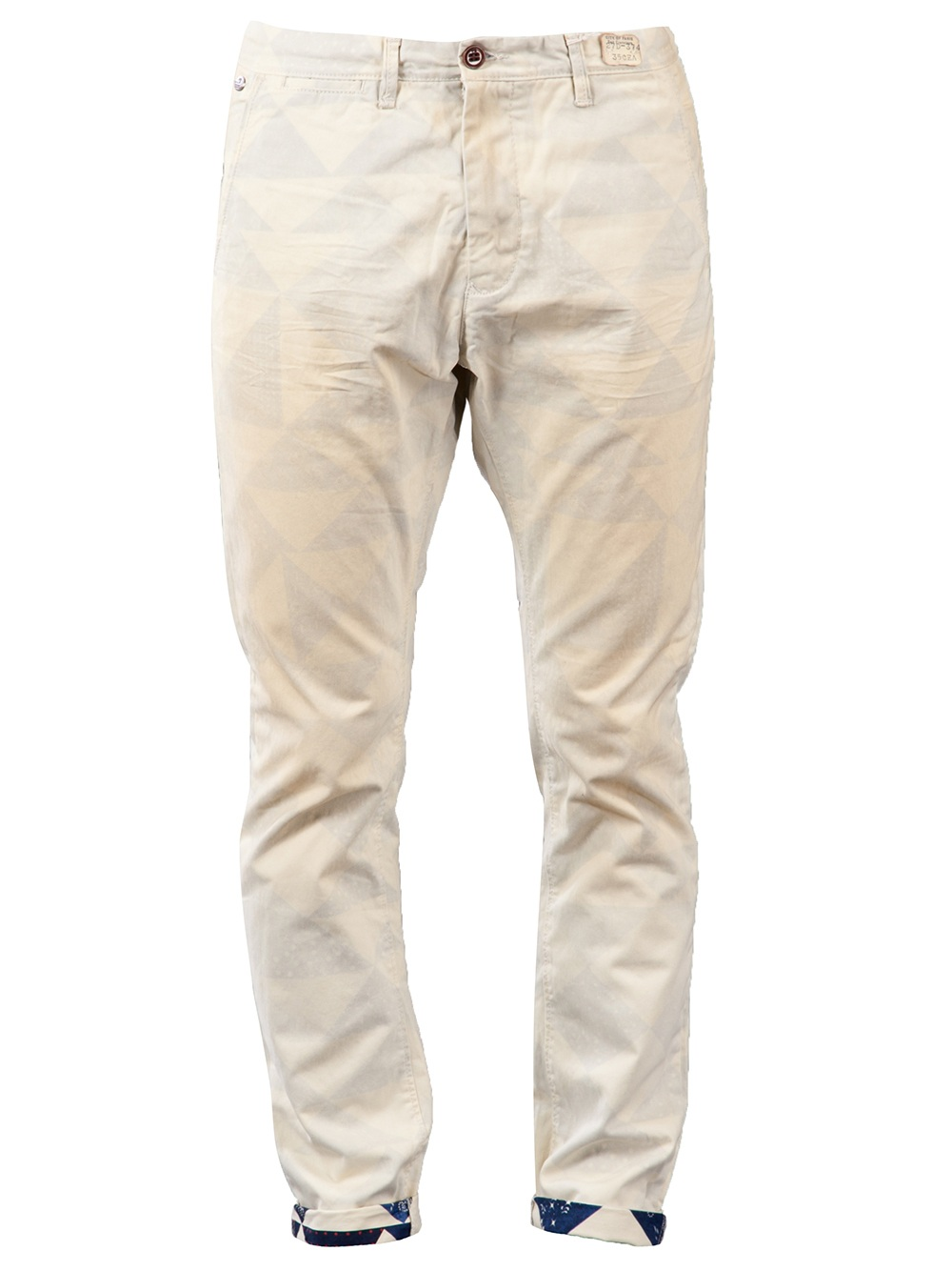 Mens Trousers Scotch & Soda 261P3Wd