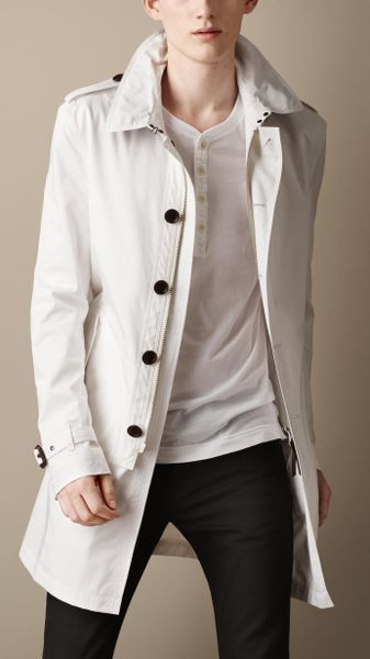 Find white trench coat for men at ShopStyle. Shop the latest collection of white trench coat for men from the most popular stores - all in one place.