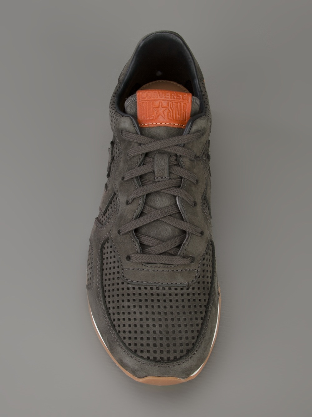 Converse Auckland Racer Beluga Trainer In Gray For Men Lyst