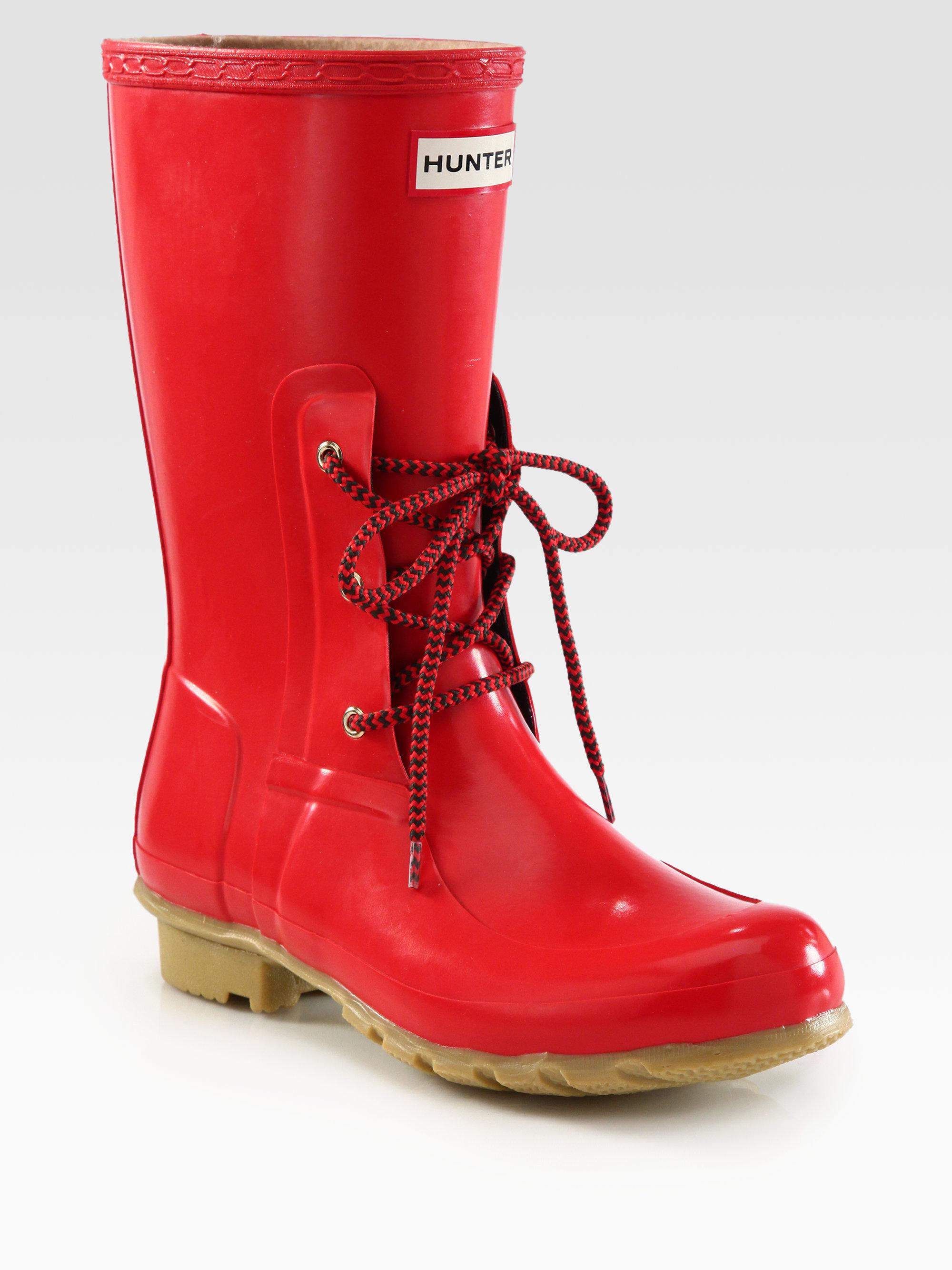 Original Kamik Womens U0026#39;Jenniferu0026#39; Red Rain Boots By Kamik   Red Rain Boots And Rain Boot