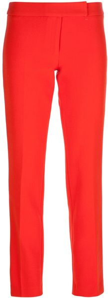 Milly Flared Trouser - Lyst
