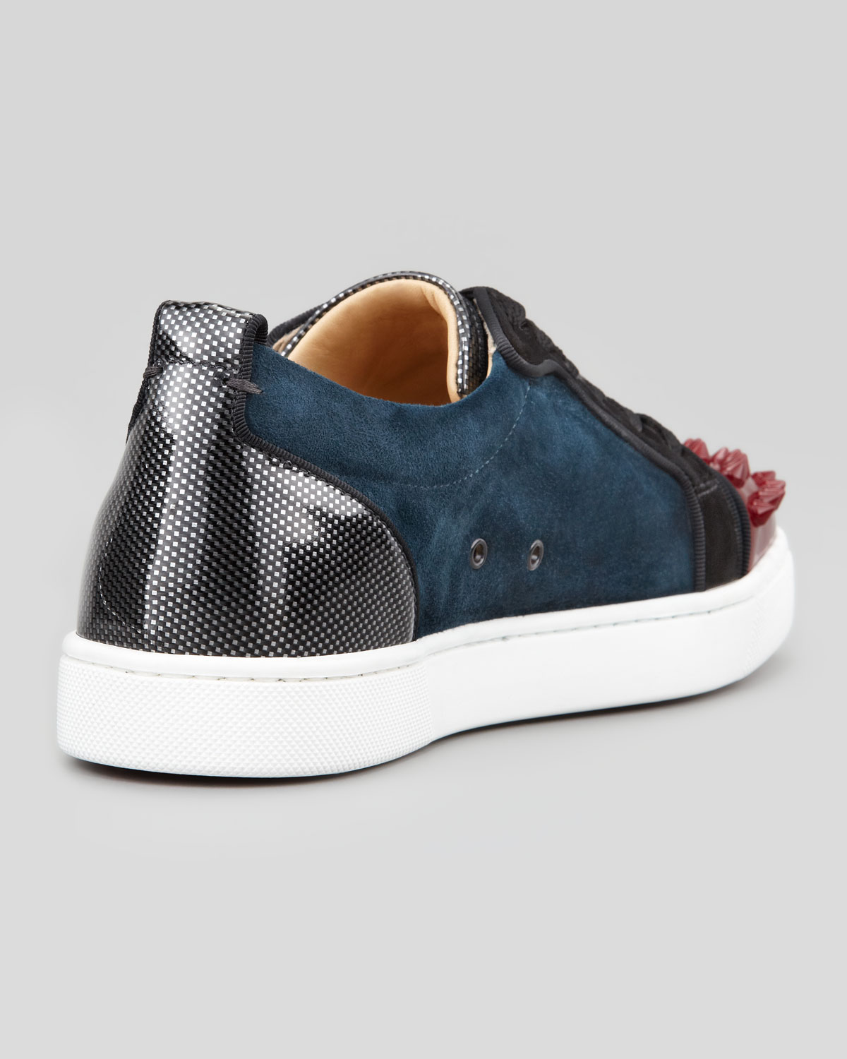 buy online 0a63f 55015 Men's Blue Louis Junior Spikes Low-top Sneaker