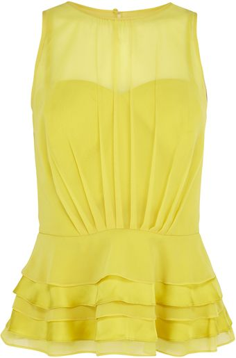 Coast Issy Statement Top - Lyst