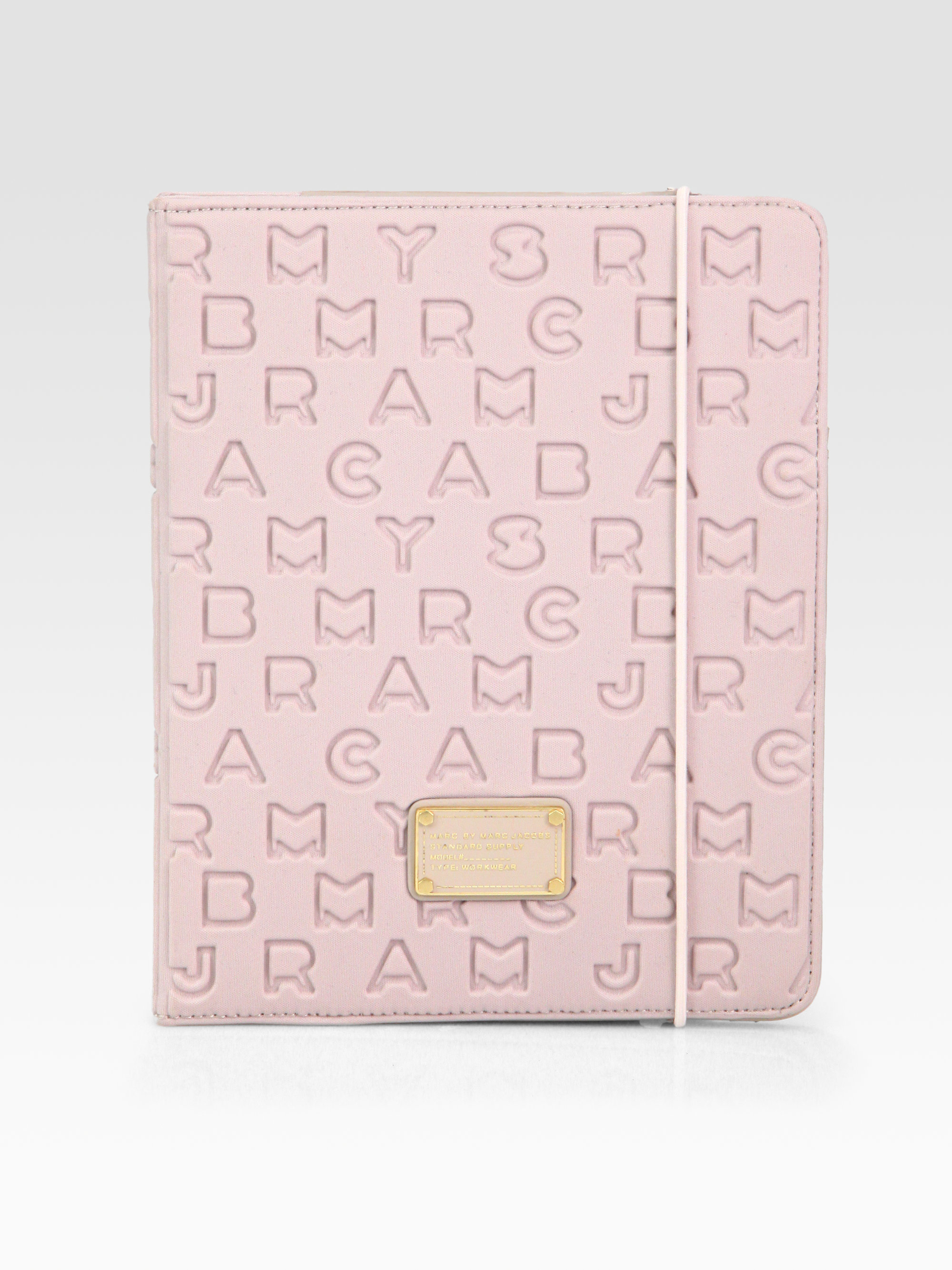 Dreamy Logo Stamped Case For Ipad