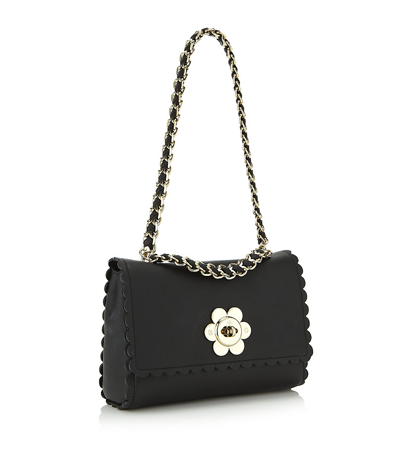 Cecily With Flower Bag
