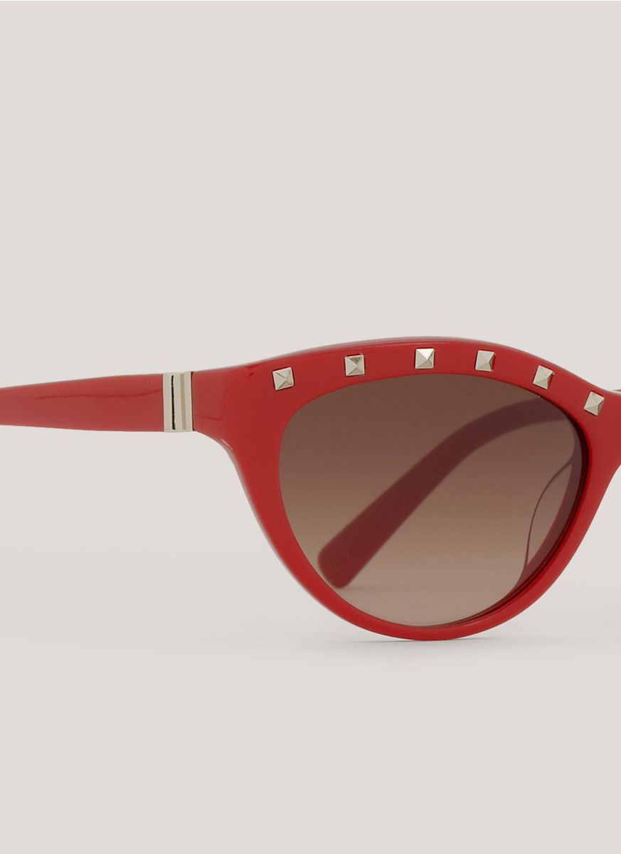 d09bd9e804 Valentino Studded Cat Eye Sunglasses - Bitterroot Public Library