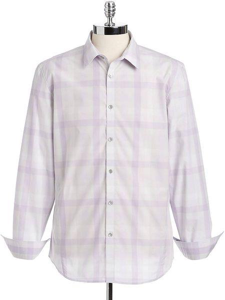 Mens Purple Ralph Lauren Polo Shirt
