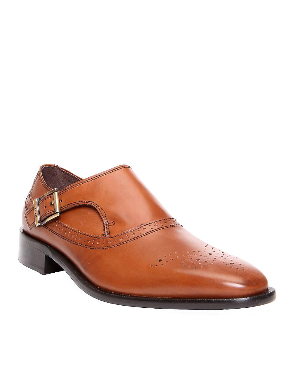 Donald J Pliner Gerwyn Dress Shoe In Brown For Men Lyst