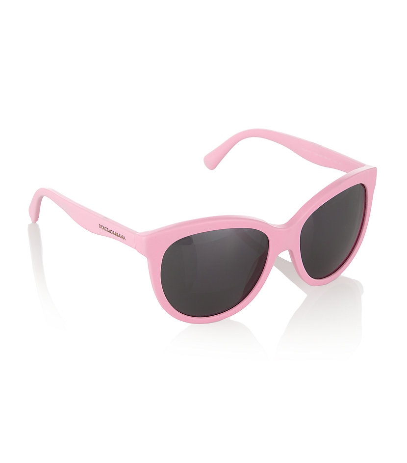 Dolceamp; Oversized In Pink Lyst Sunglasses Gabbana DWEH29YI