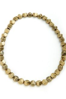 House Of Harlow Engraved Rocky Collar Necklace - Lyst