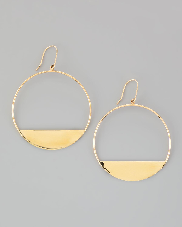 De La Forge Eclipse earring - Metallic DSjKzw