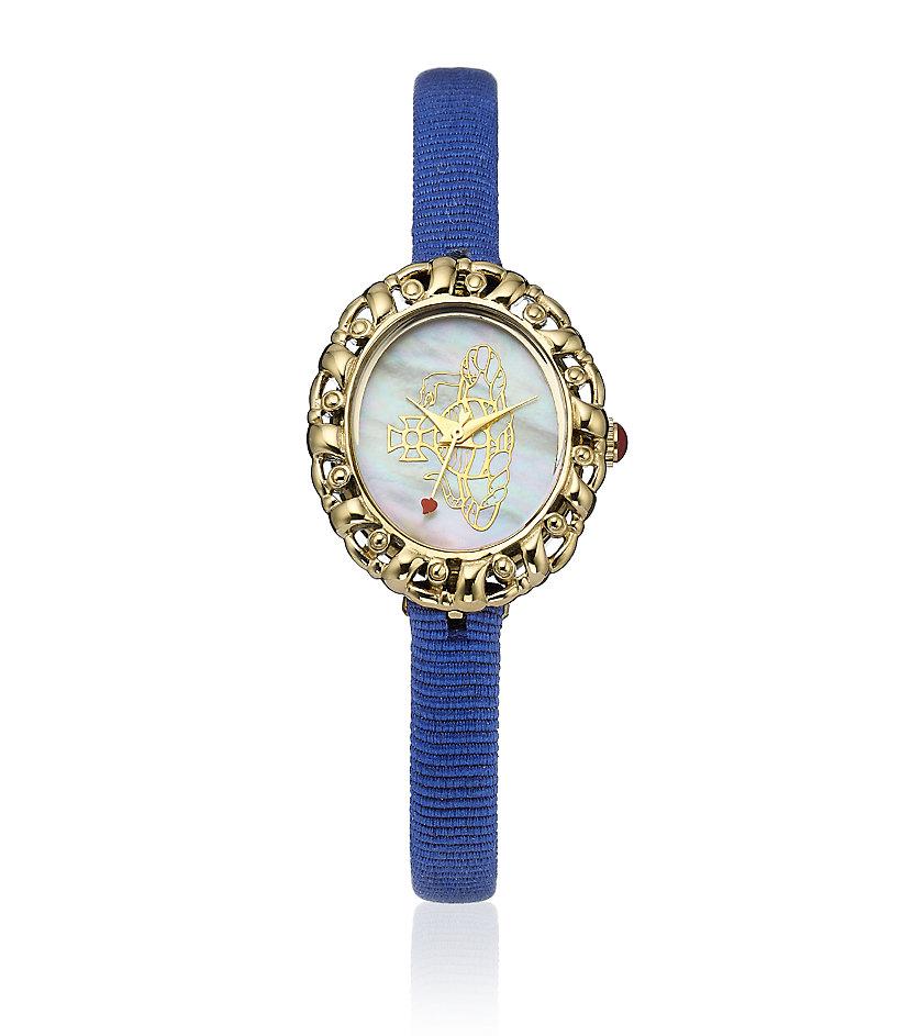Vivienne westwood Rococo Watch in Blue