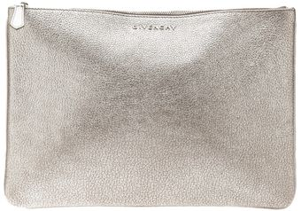 Givenchy Medium Zip Pouch - Lyst