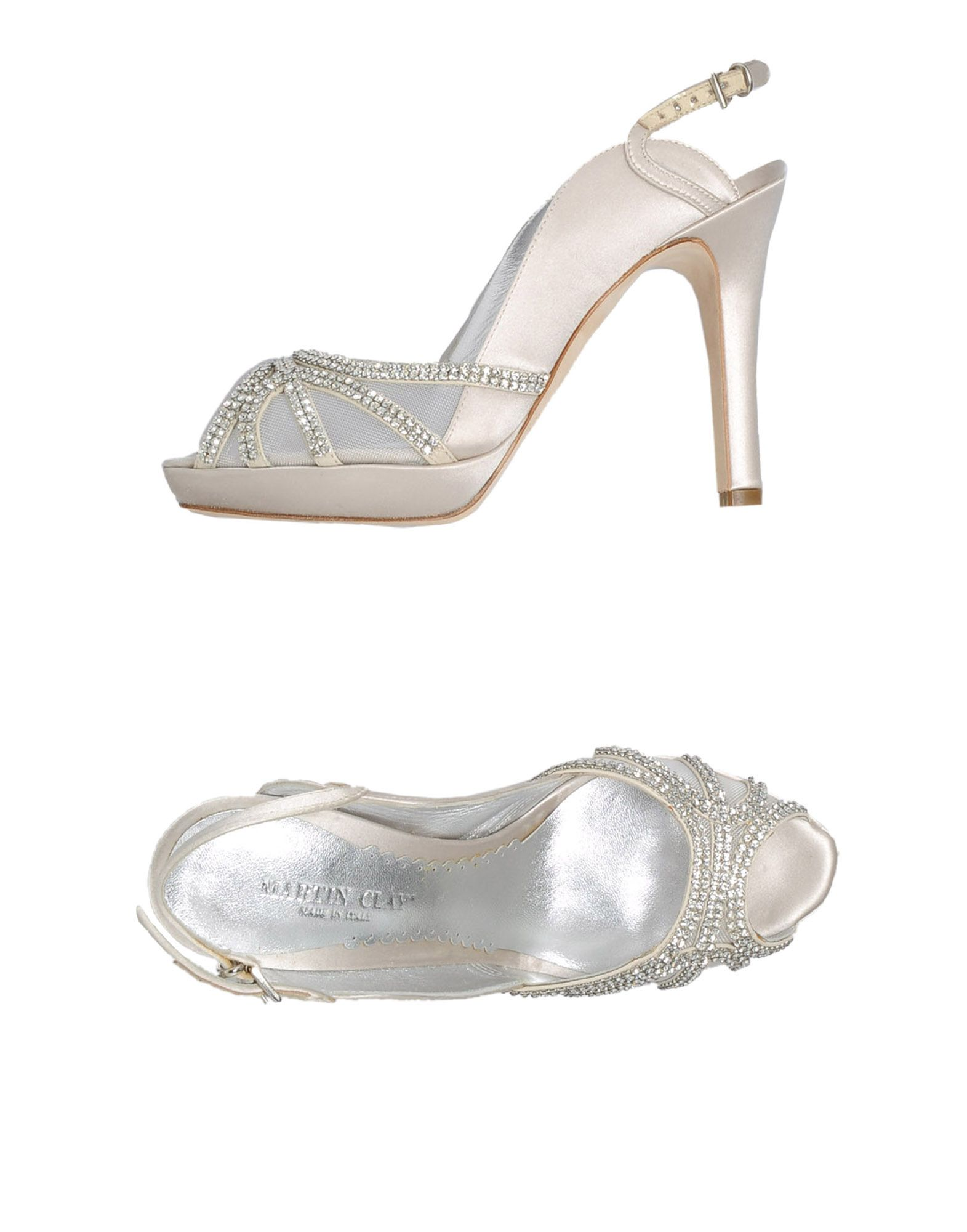 These Pretty Slings Would Be A Perfect Bridal Or Bridesmaid Shoe
