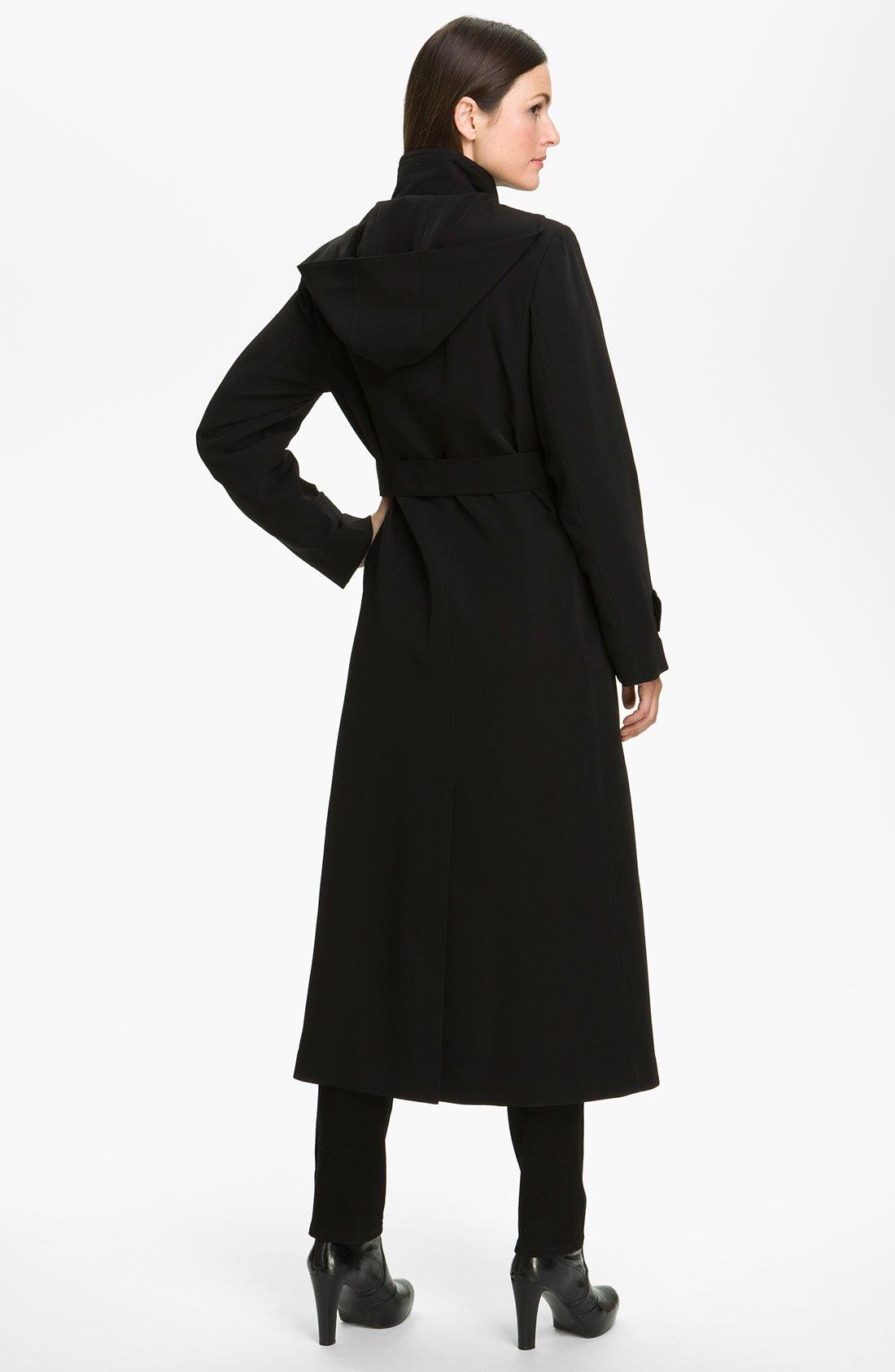 Long Coat With Hood - JacketIn