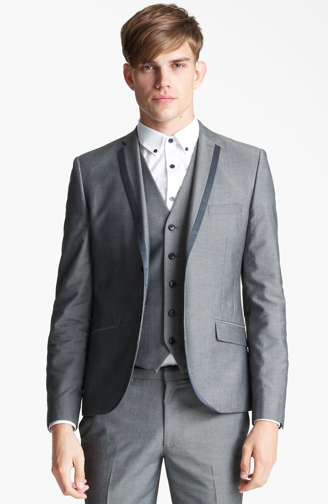 Magnificent Gray Prom Suits Composition - Wedding Plan Ideas ...