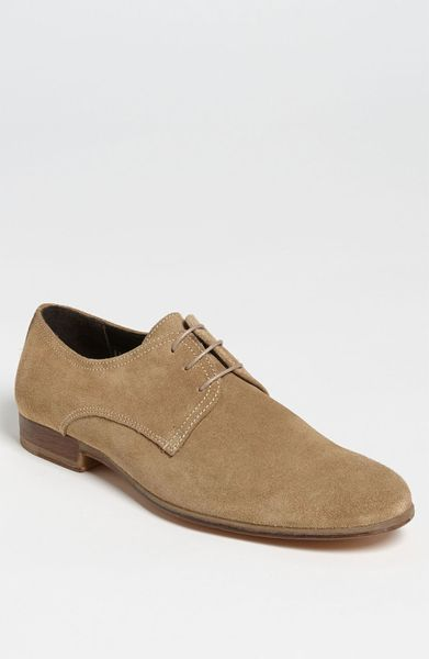 transcript sandoval buck shoe in brown for lyst