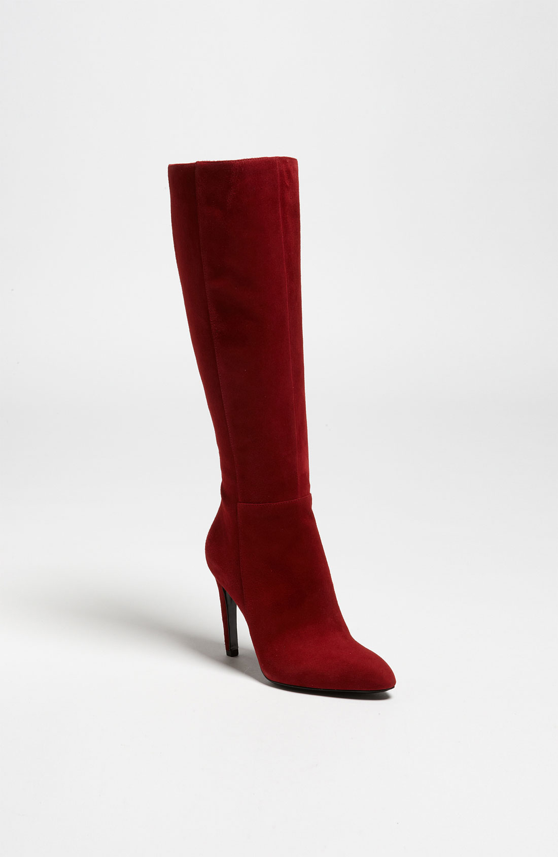 via spiga bethany boot in suede lyst