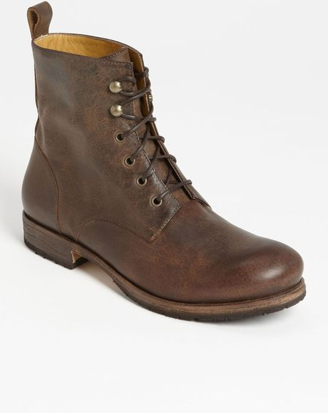 Billy Reid Delta Boot in Brown for Men