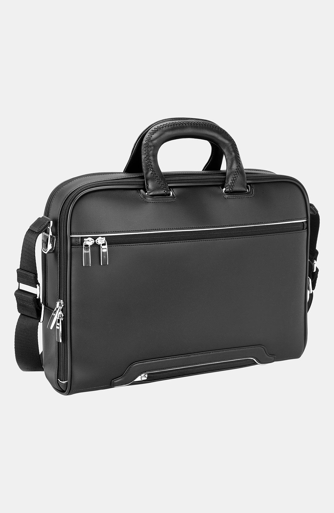 Tumi Arrivé Narita Leather Slim Briefcase - For Men in ...