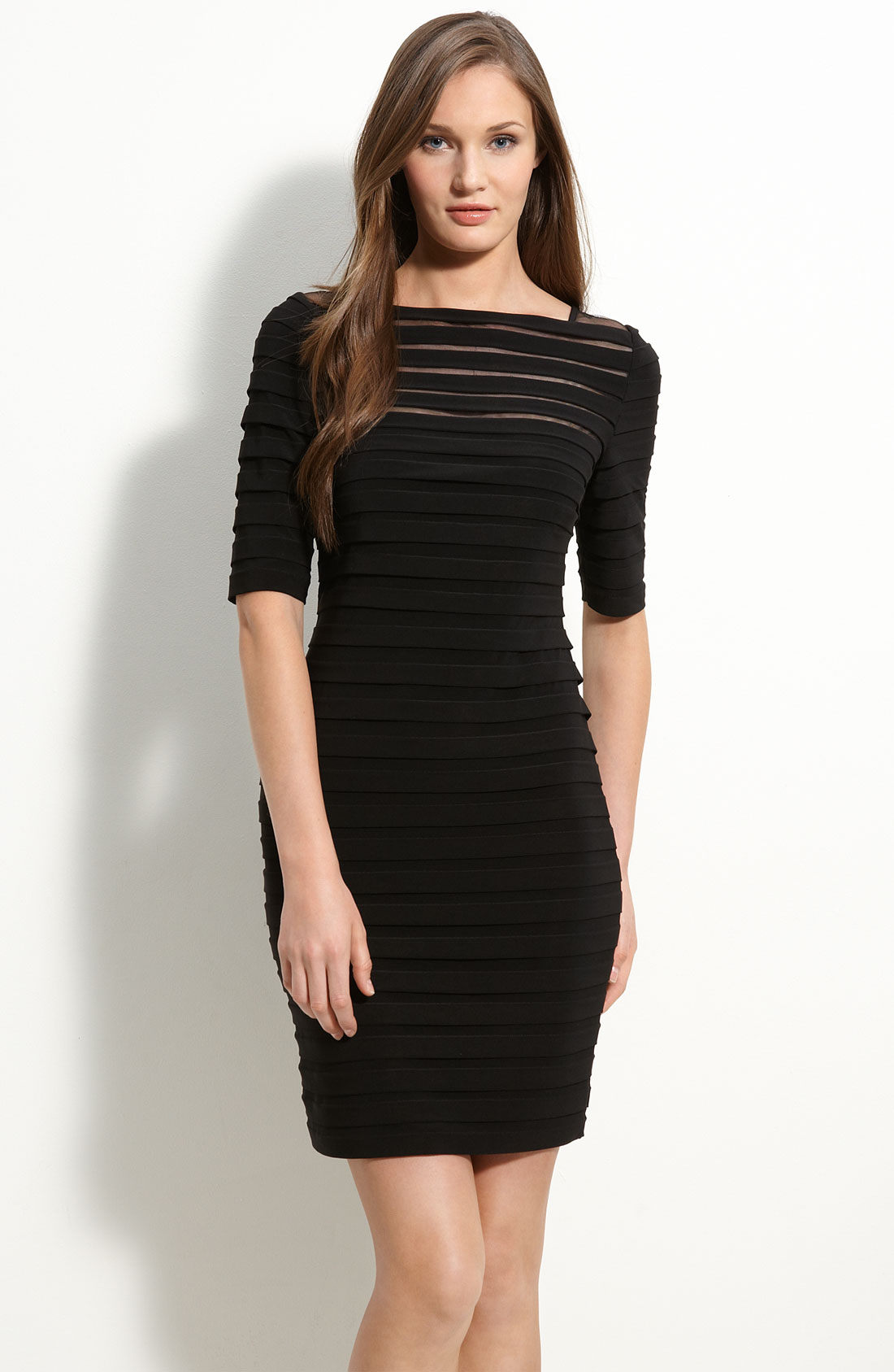 Belk has the Black Sheath Dress you are looking for. Free shipping on qualifying orders, plus easy returns when you shop today!