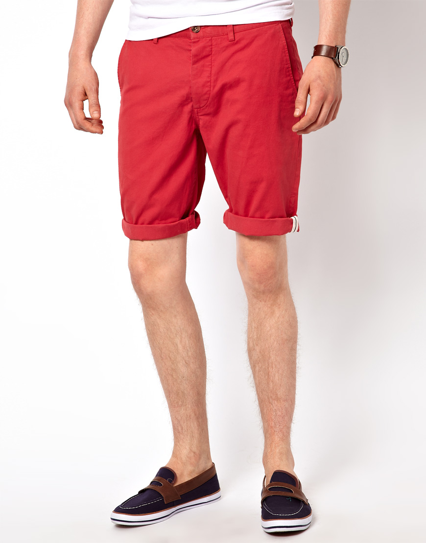 Ben sherman Chino Shor... Quiksilver Casual Shorts