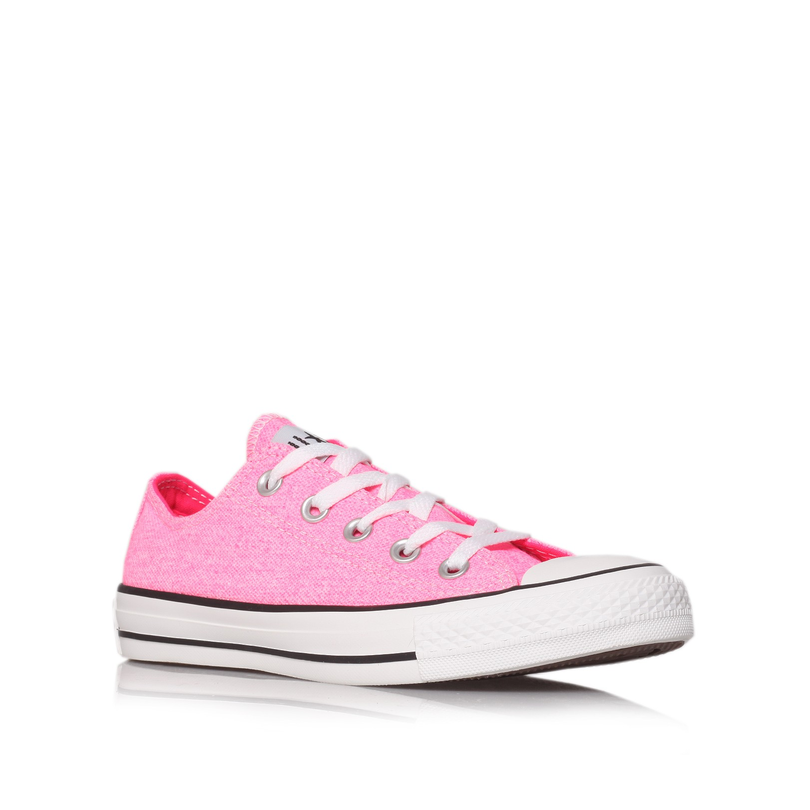 converse ct wash neon low in pink lyst