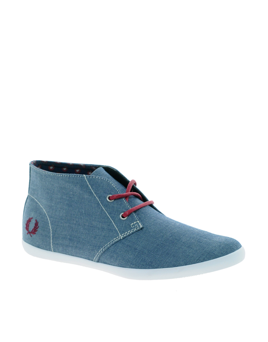 Fred Perry Bottines FV1MxPt
