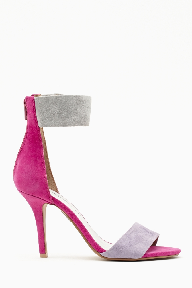 Lyst Nasty Gal Inaba Pump Fuschia In Pink