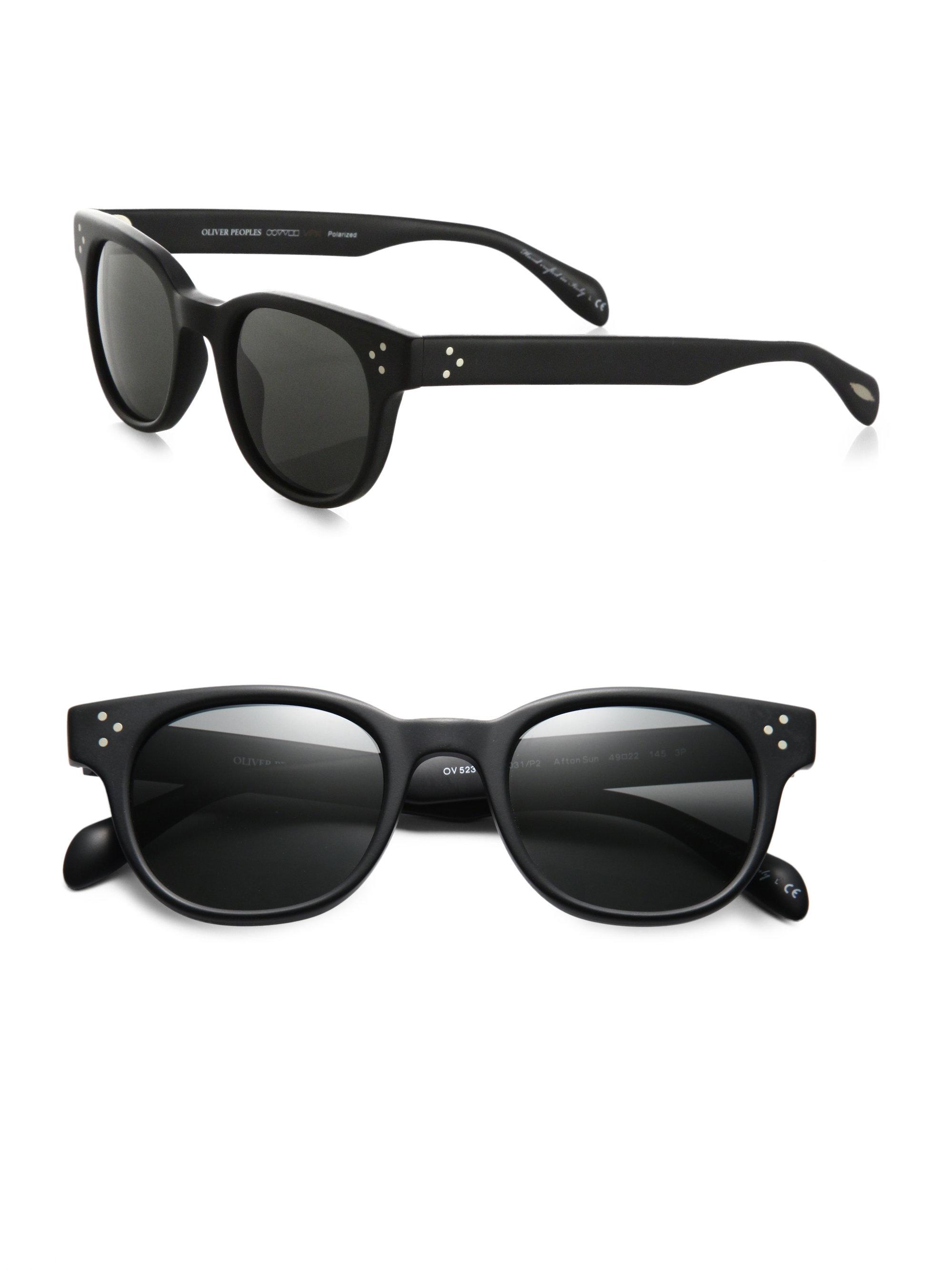 oliver peoples sunglasses mens