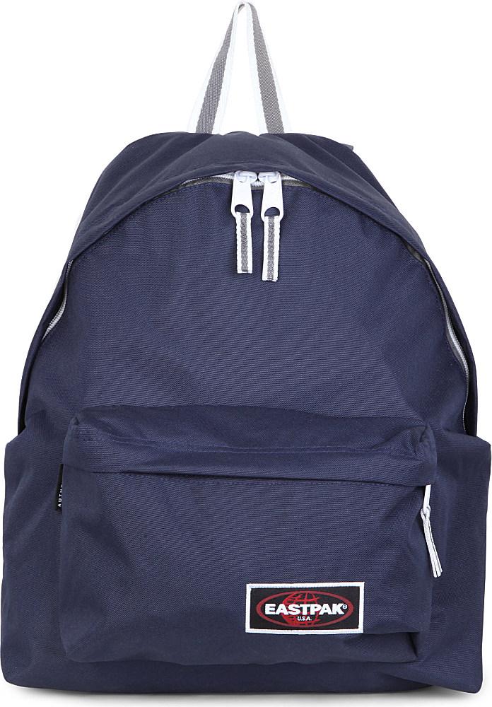 Eastpak Padded Pakr Backpack in Blue for Men - Lyst