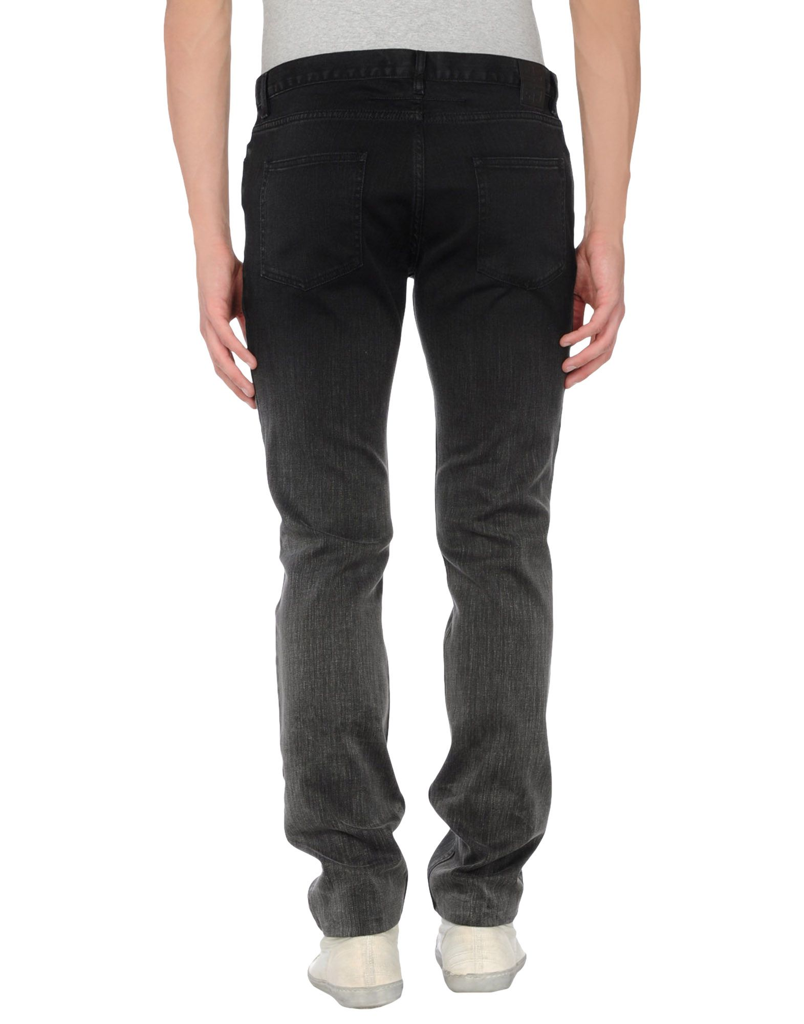 Givenchy Denim Trousers in Black for Men