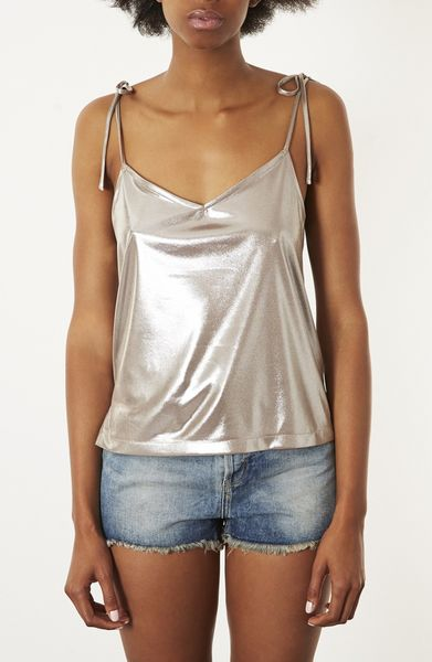 Shop for metallic camisole for women at russia-youtube.tk Free Shipping. Free Returns. All the time.
