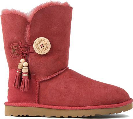 ugg desert boots for men wine red