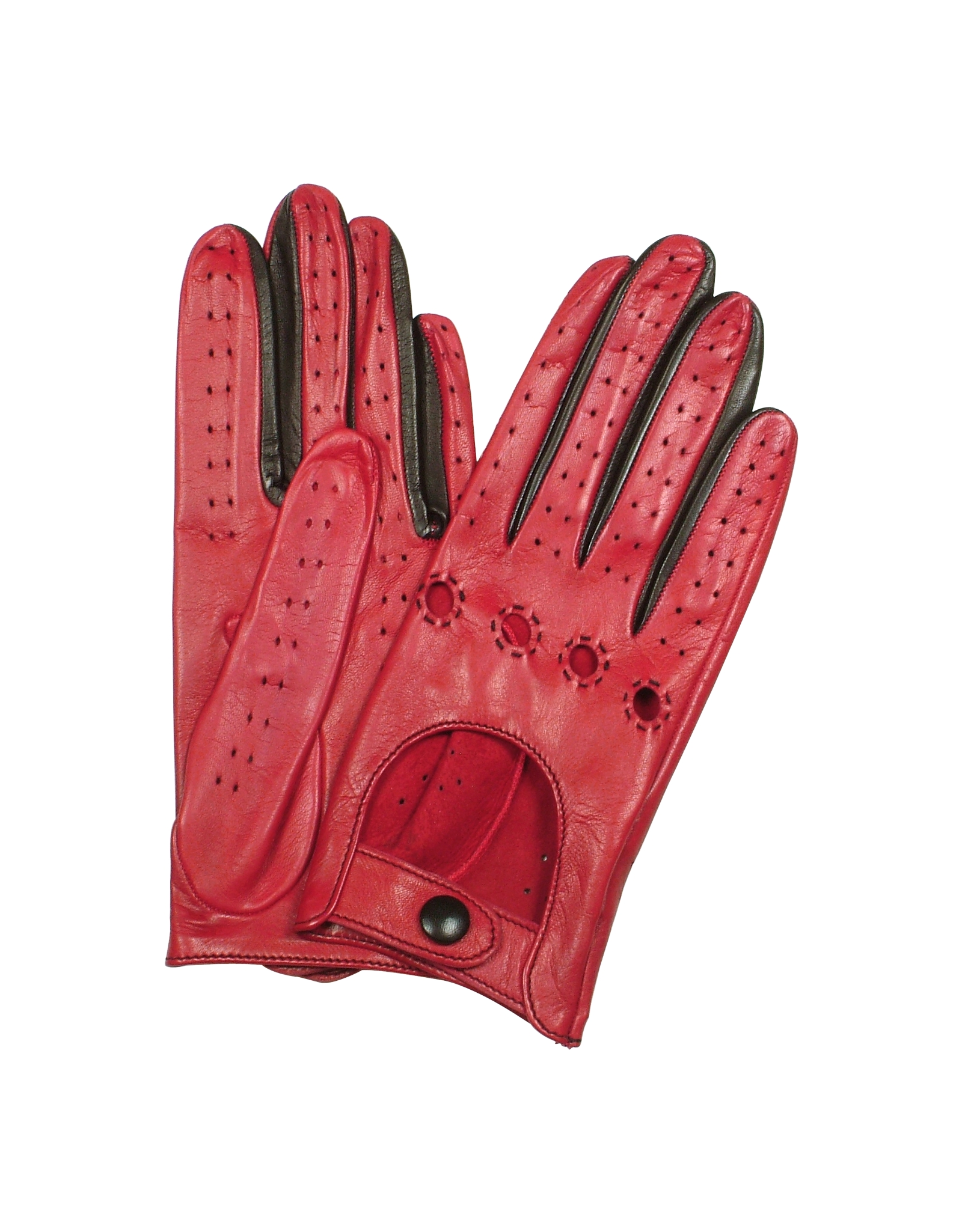 Red leather driving gloves womens - Gallery Women S Leather Gloves