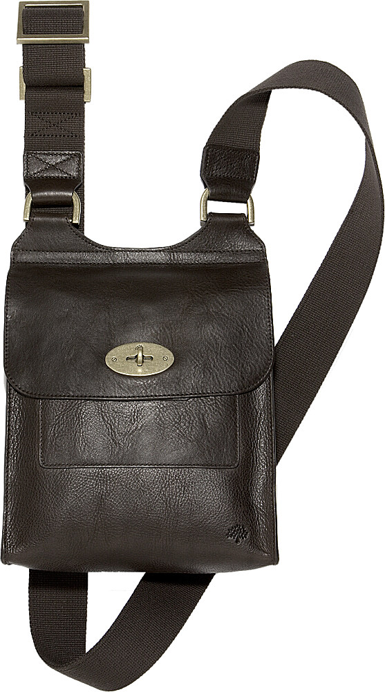 Mulberry Antony Small Messenger For Women In Brown For