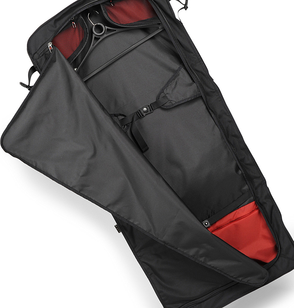 Lyst Samsonite Prodlx Trifold Garment Bag In Black For Men