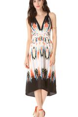 Twelfth Street by Cynthia Vincent Hi Lo Dress