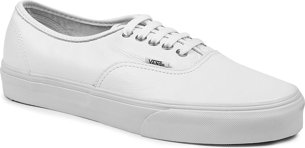 Vans Authentic Leather Trainers in