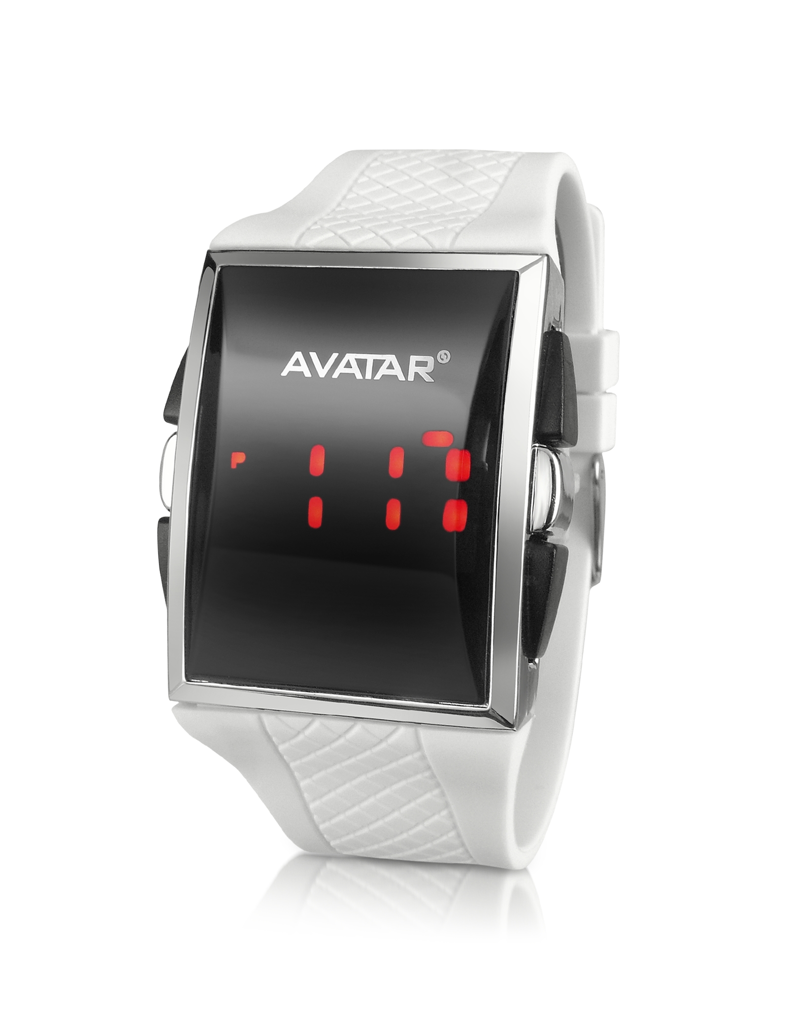 zoppini avatar square digital in white for lyst