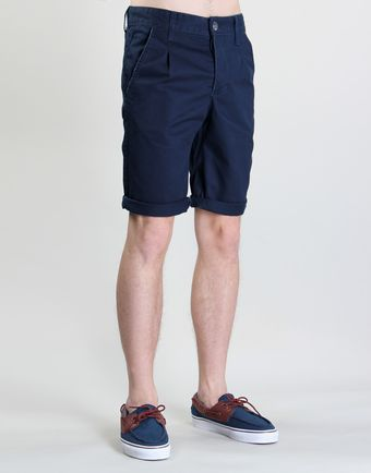 Dr. Denim Eddie Chino Shorts - Lyst